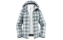 VAUDE Women's Klua 3in1 Jacket shadow